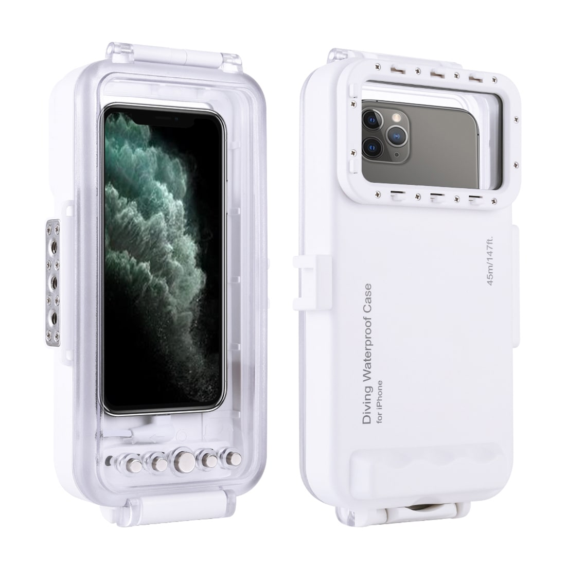 45m waterproof case for iPhone 11 Pro